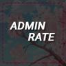 Admin Rate